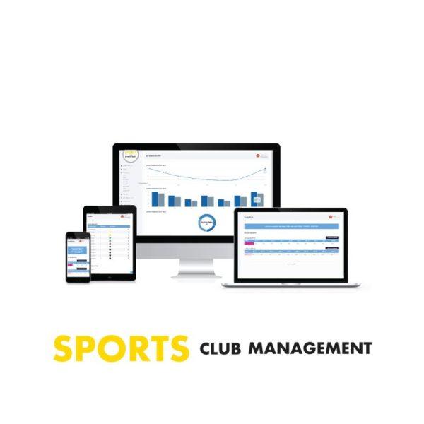 Logiciel de gestion pour association sportive
